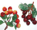 Enlarge - Artificial Cherry bunch, 0218042
