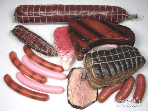 муляж колбасы своими руками можно